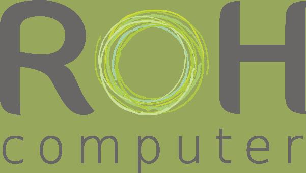 ROH computer logo